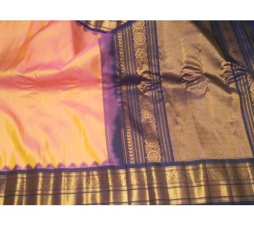 Gadwal Silk Saree