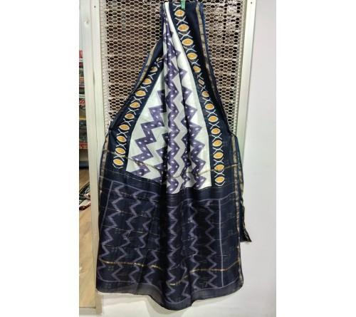 Ajrakh sarees