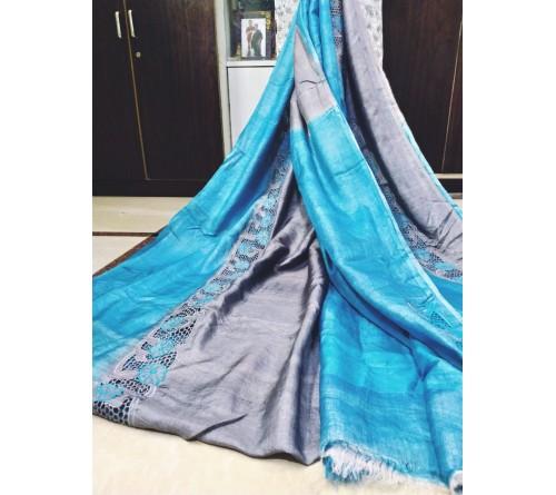Tussar sarees